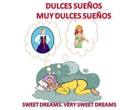 Sweet Dreams by Street Talk Savvy as found in Spanish Slang