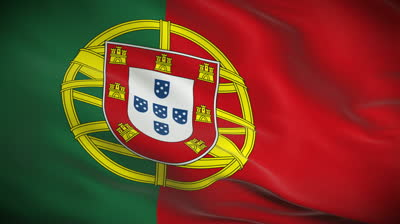 stock-footage-highly-detailed-portuguese-flag-ripples-in-the-wind-looped-d-animation-for-continuous-playback