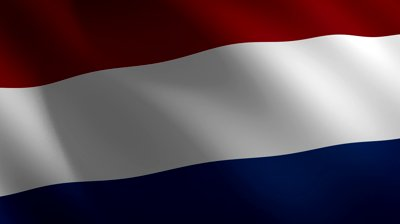 stock-footage-netherlands-looping-flag-waving-in-the-wind