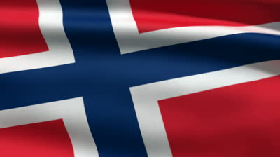 stock-footage-norwegian-flag-d-animation-perfect-seamless-loop