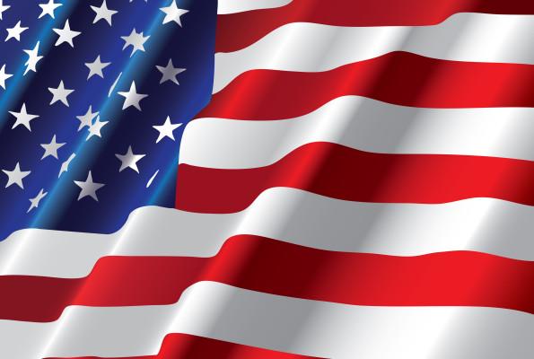 vector american flag