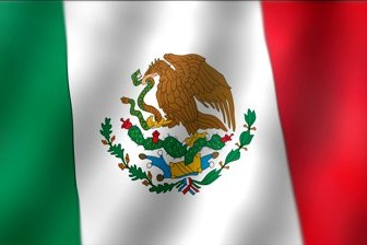 stock-footage-mexico-detail-of-waving-flag