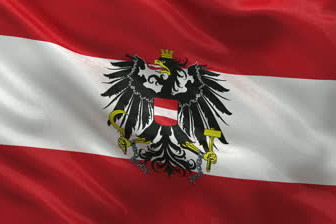stock-footage-seamless-loop-of-the-austrian-flag-with-coat-of-arms-flag-of-austria-with-coat-of-arms-waving